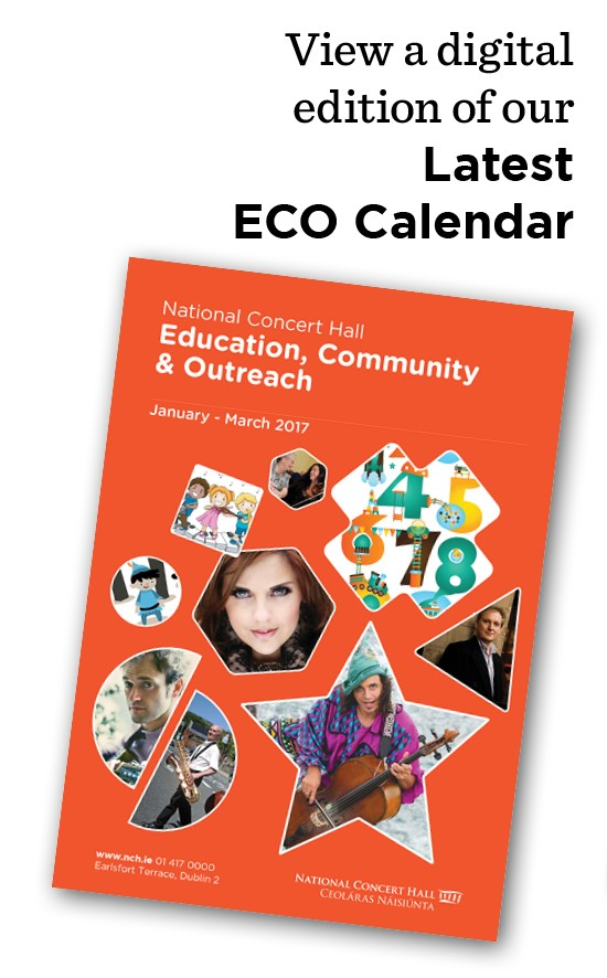 ECO Calendar of Events January to March 2017