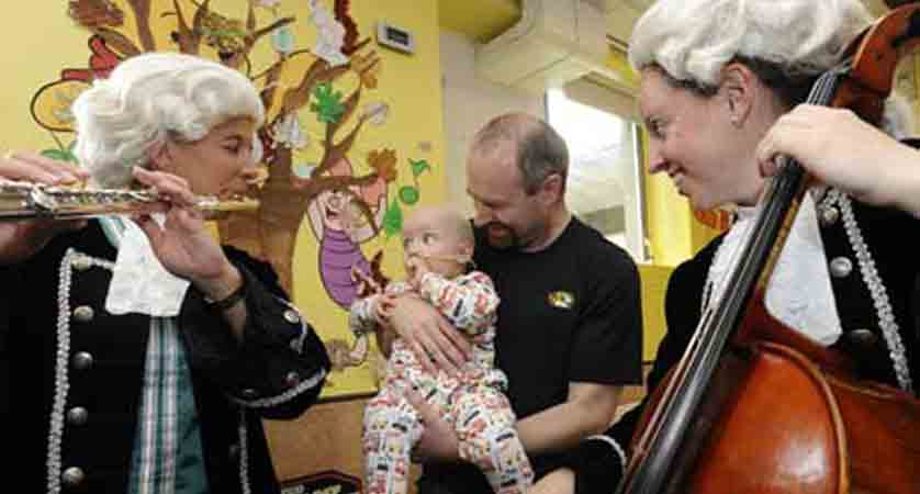 Music in Children's Hospitals