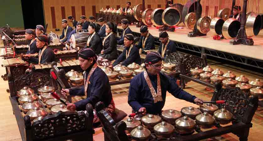 Gamelan Ensemble | NCH | Learning & Participation