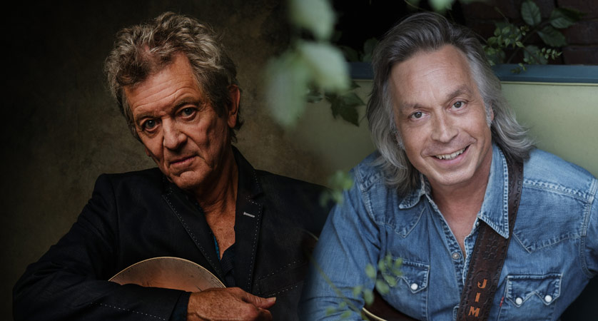 Rodney Crowell and Jim Lauderdale