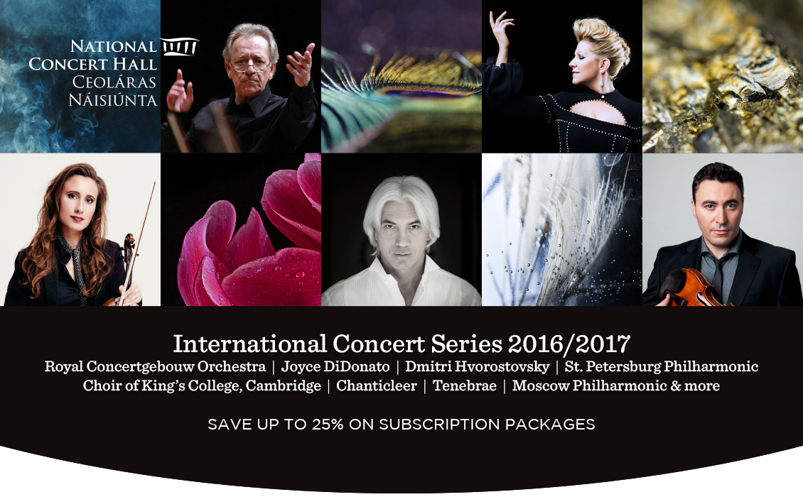 International Concert Series 2016/2017