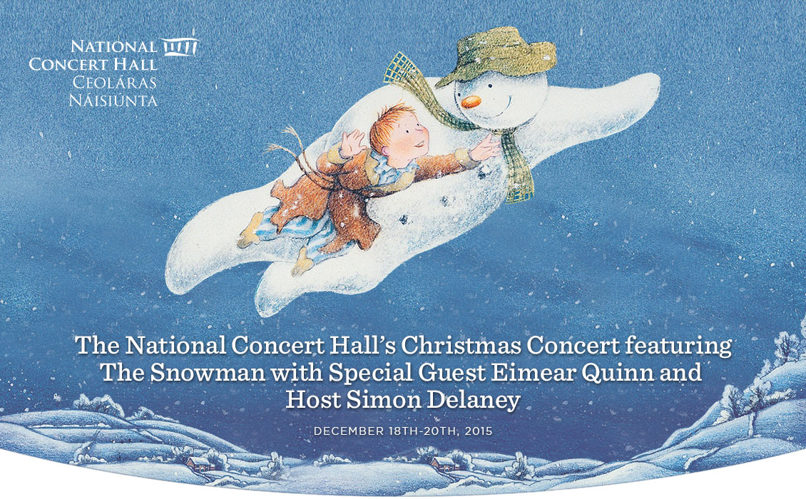 National Concert Hall Christmas Concert feat. The Snowman
