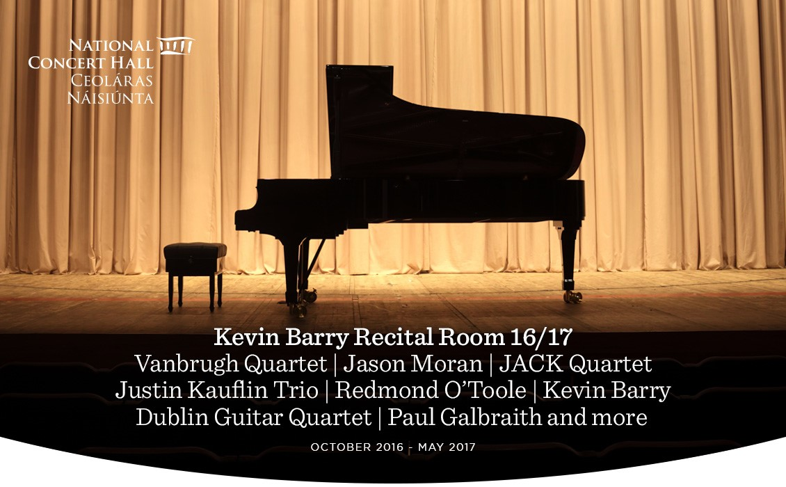 Kevin Barry Recital Room