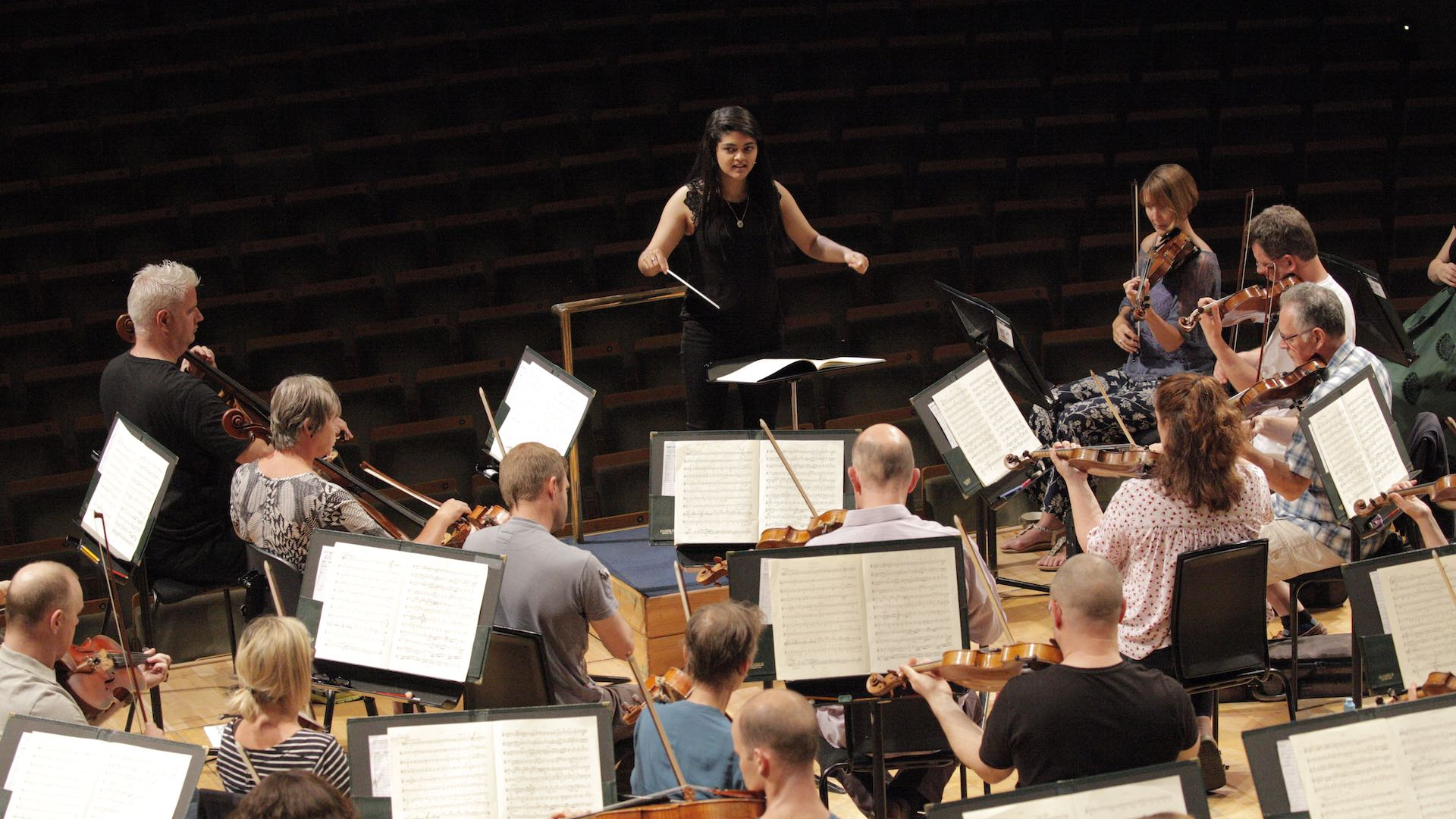 Female Conductor Programme | NCH | Learning & Participation
