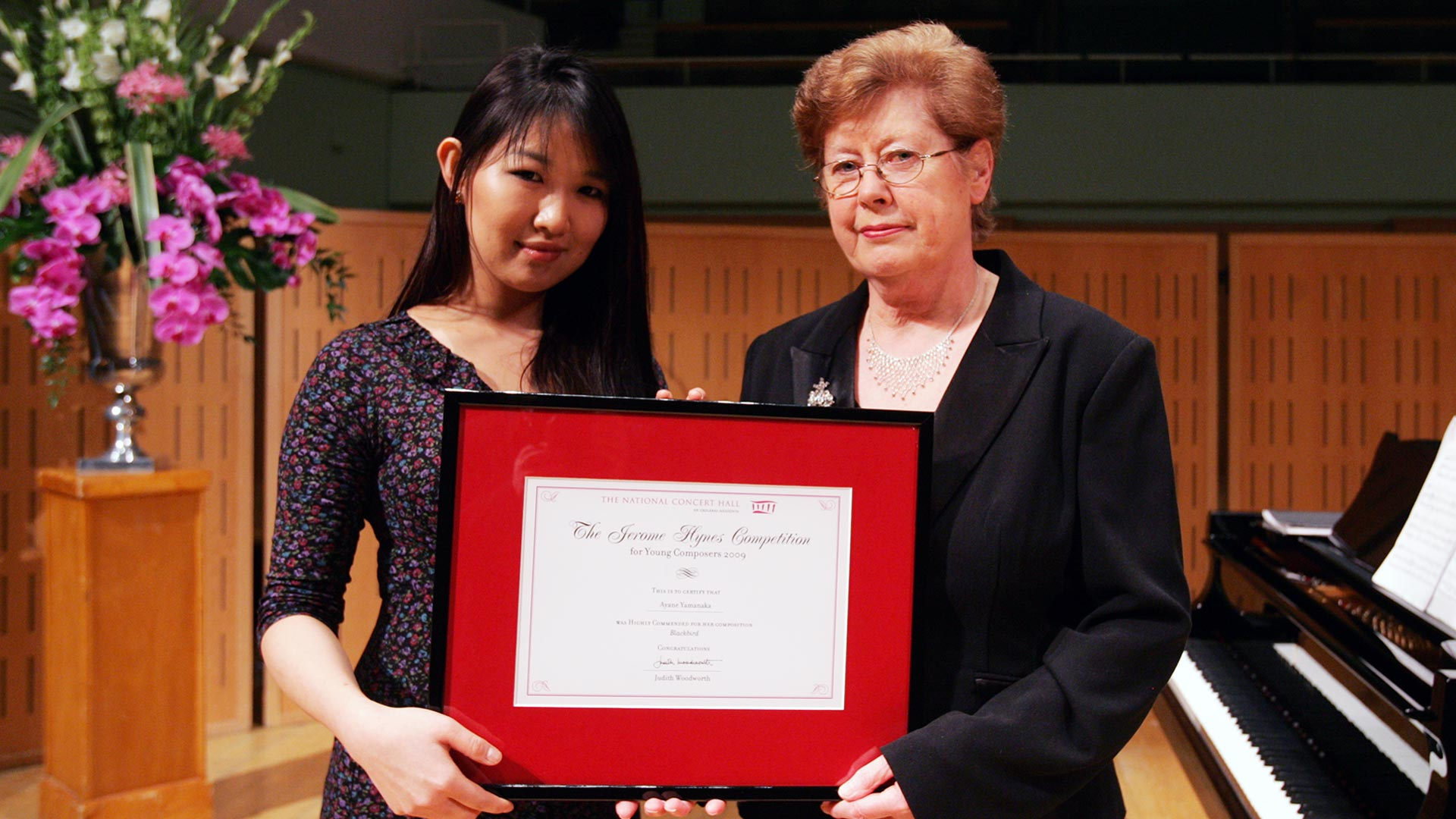 Jerome Hynes Composers' Competition | NCH | Learning & Participation